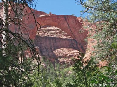 Kolob Arch hike