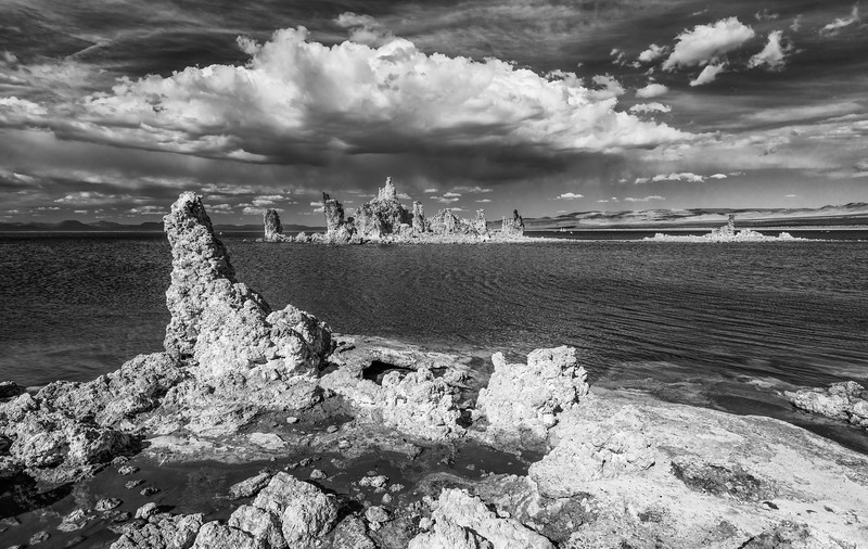 The Drama of Mono Lake