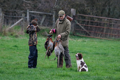 Hall Farm Shoot 5th January