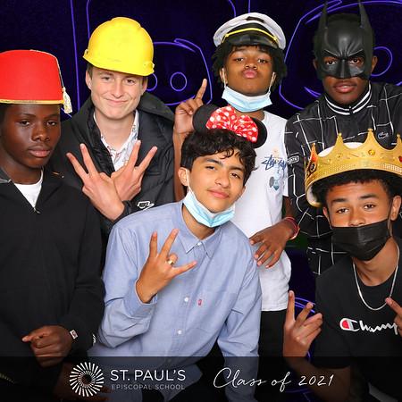 St. Paul's Class of 2021