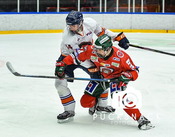 J18 Allsvenskan Södra 2019-03-07: Frölunda HC - Växjö Lakers HC