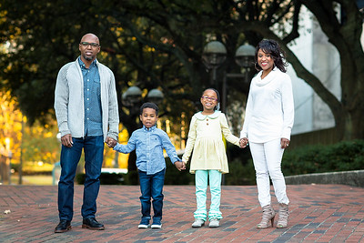 Shera and Daryl Grant and Family 2017