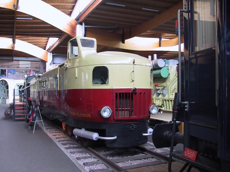 Mulhouse Cite du Train