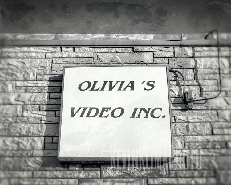 Olivia's Video Inc.