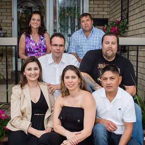 Botelho Family - Summer 2013