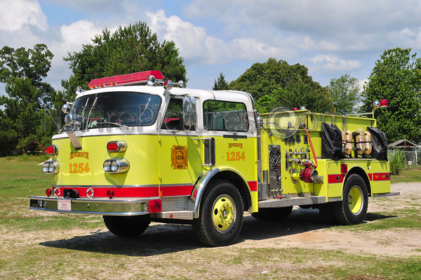 PENDER COUNTY FIRE APPARATUS
