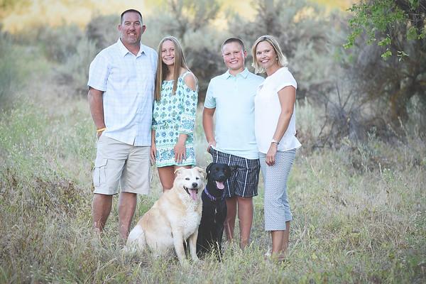 Woods Family 2018