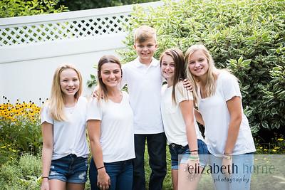 The Bogan Family