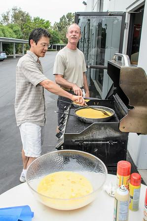 2014-08-09 Men's Ministry Pancake Breakfast