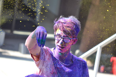 Holi Indian Festival of Color 2015