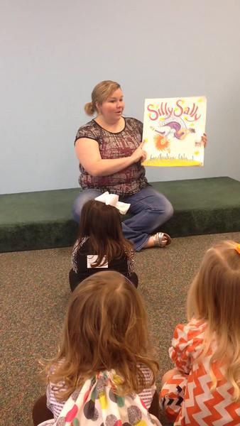 Ashley Teaching