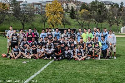 Cobleskill 2013 Alumni Lacrosse Game