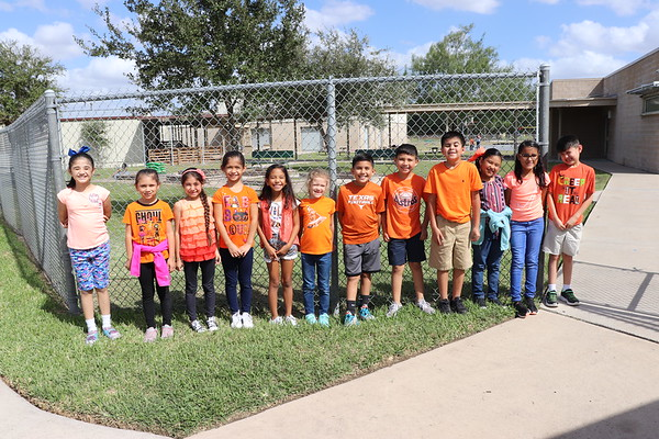 Anti Bully Wear Orange 10/23/19