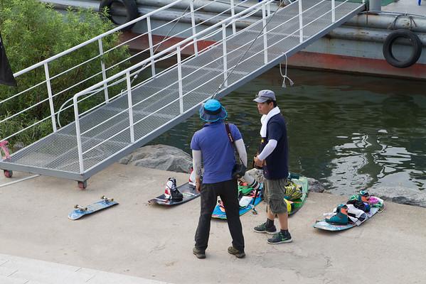 Malibu Wakeboard Competition Seoul