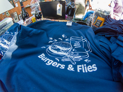 Burgers and Flies