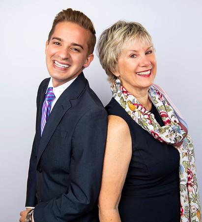 Marjorie Floyd, Chris Brantley