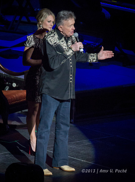 Bill Anderson had a story to tell about his friend George Jones