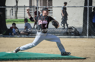 2016 Baseball Eagle Rock vs South Gate 01Apr2016