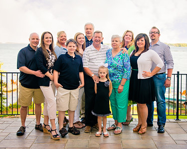 Lake Murray Family Session