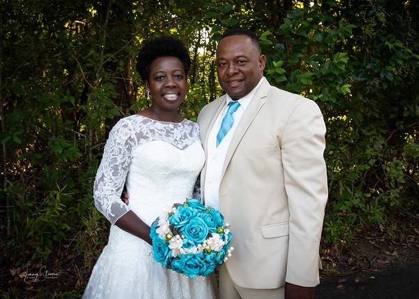 Brenda and Stephen Wed