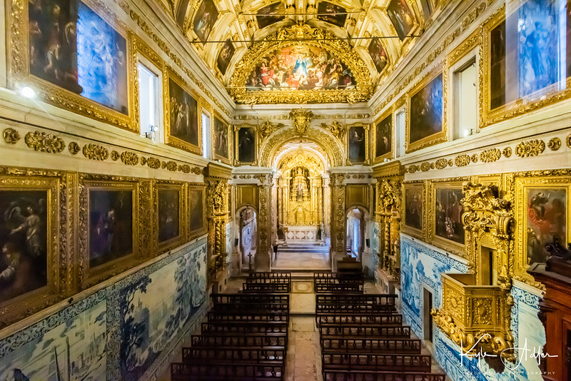 Lisbon's National Azulejo Museum.