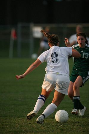 Providence vs FC girls varsity