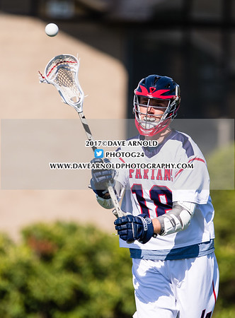 5/17/2017 - Boys Varsity Lacrosse - Lawrence Academy vs Rivers