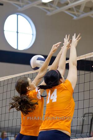 Boone Girls JV Volleyball #14 - 2011