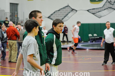 Cheers Sports and VivaLoudoun Valley Duals 1-21-11- By Chris Anderson