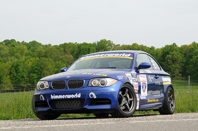 One Lap of America Class-Winning BMW 135i