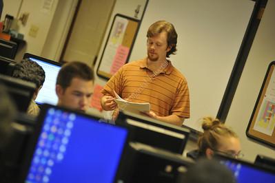 25607 Edgar Fuller teaching Class