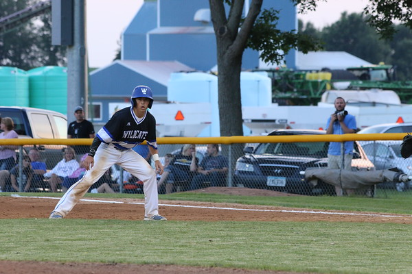 WL baseball versus Trinity Christian 7-6-18