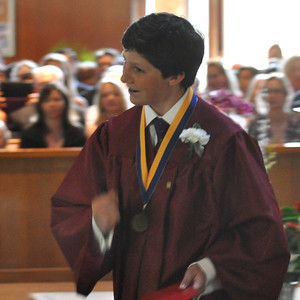 2015-05-29  Sebi Marshall's Graduation from St. Ramond's