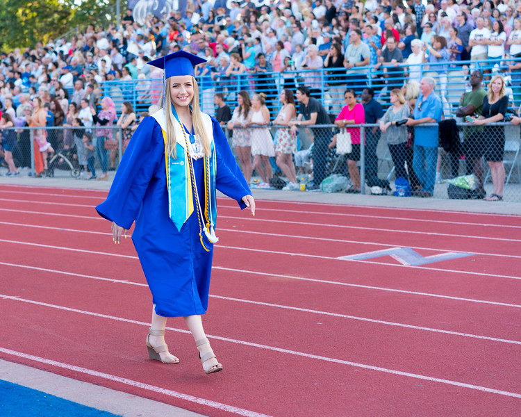 Rocklin Graduation Ceremony 2018