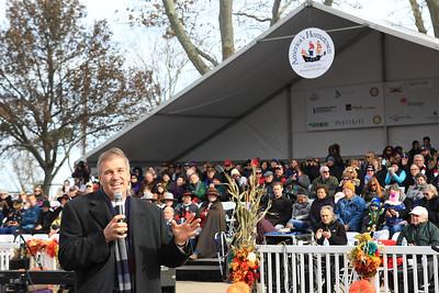 America's Hometown Thanksgiving Celebration 2017