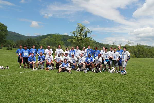 Alumni Lacrosse May 11, 2013