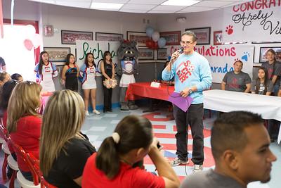 Socorro High School Signing Viviana Parada, Arely Villalobos, Britney Berumen