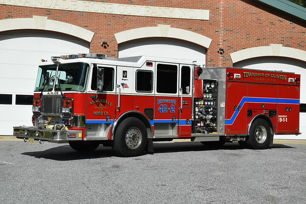 Annandale Hose Company-Twp of Clinton