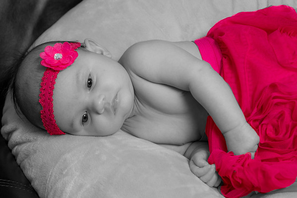 Sadie Peron Baby Pictures