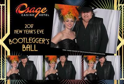 Osage Casino Ponca City NYE 2018