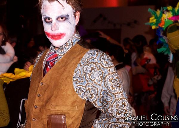 Space Gallery Halloween 2008