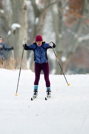 09 Ski season at Huron Meadows Metropark