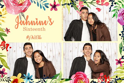 Jahnine's Sixteenth