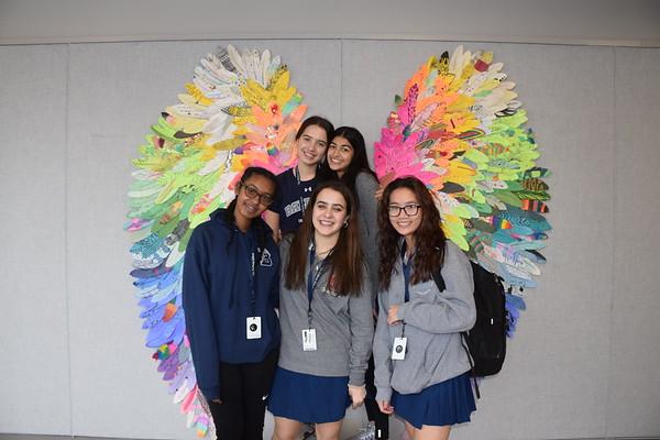 Arts Week Wings