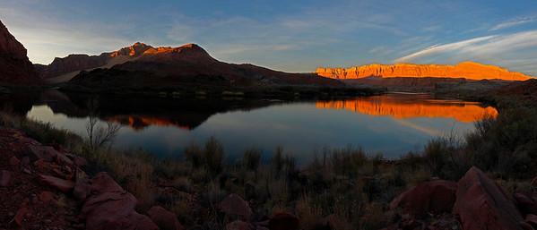 The Arizona Strip - South of Utah, North of the Grand Canyon