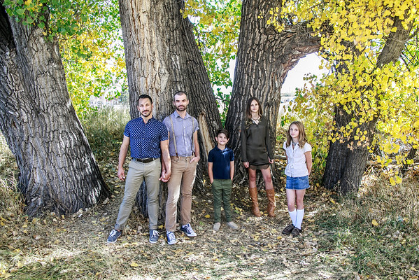 Eldon , Josh and Kids
