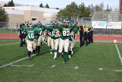 Rams 2009 Season