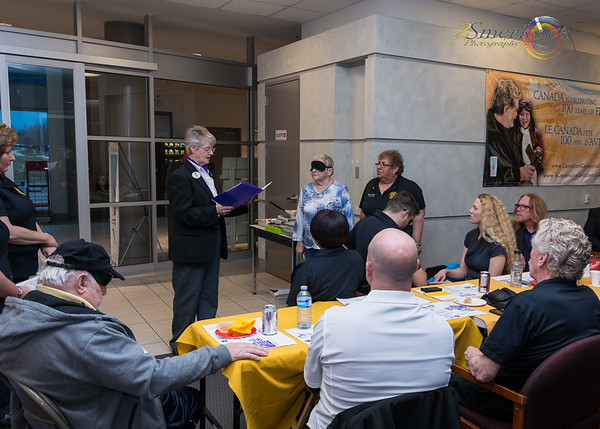 Oshawa Airport Lions Club Induction and New Member Challenge Award Pin