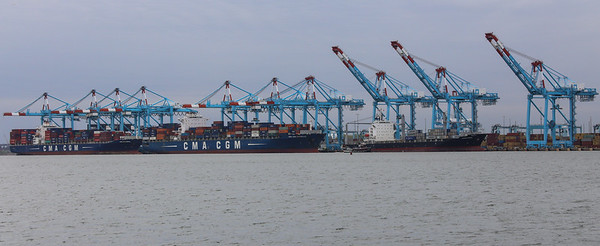 Ports of New York and New Jersey and Shipping