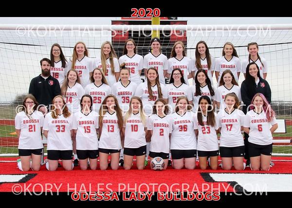 2020 OHS Girls Soccer